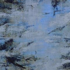 Flux LXXXIV.   100,5x80,5 cm., oil on canvas, 2015